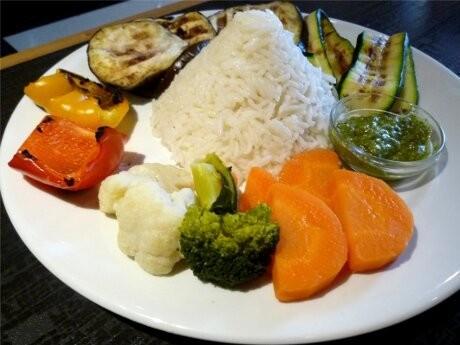 Fiordiponti Pranzo Verdure Grigliate