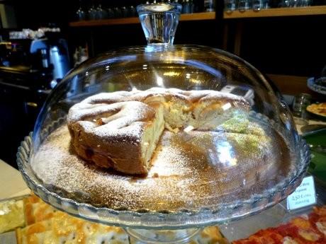 Torta Mele Fiordiponti