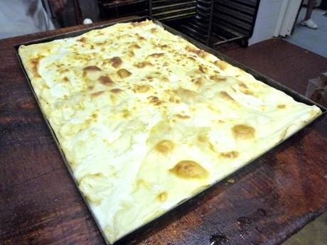 Focaccia al formaggio Fiordiponti